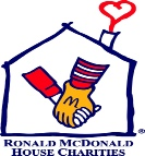 Mc Donalds RMHC Charity